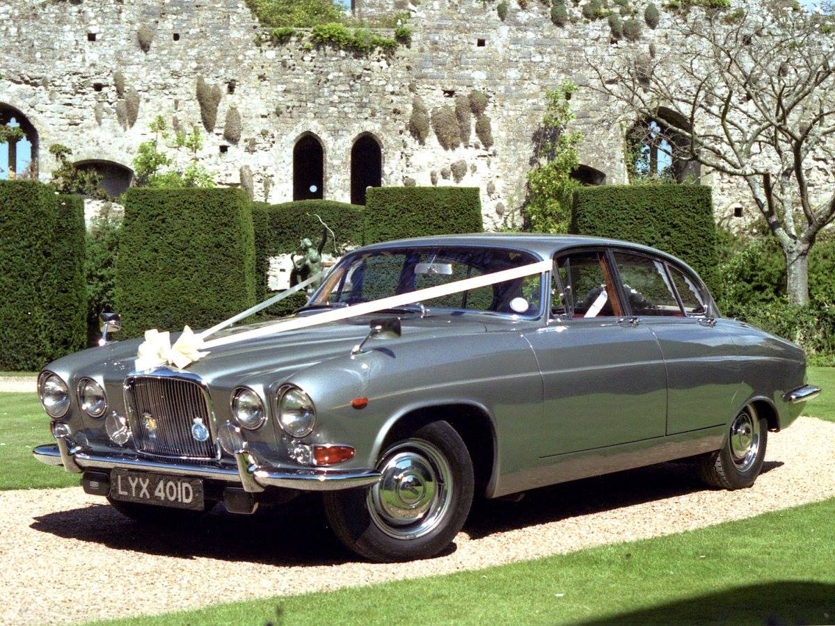 Wedding Car Hire Services In Sussex