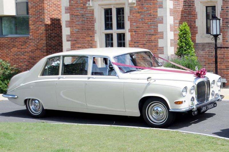 Wedding Car Exterior