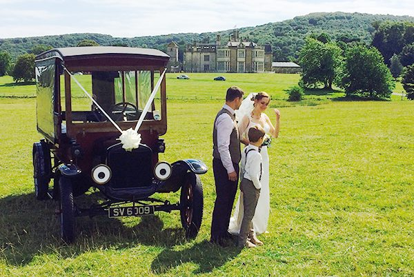 Wedding Classic Car Hire