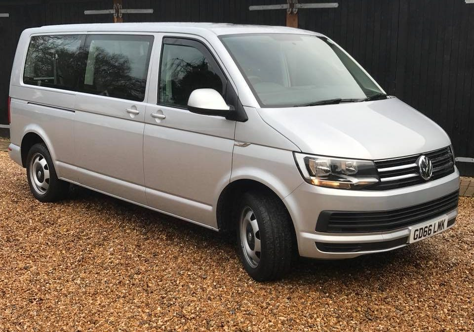 Wedding Minibus Hire Sussex