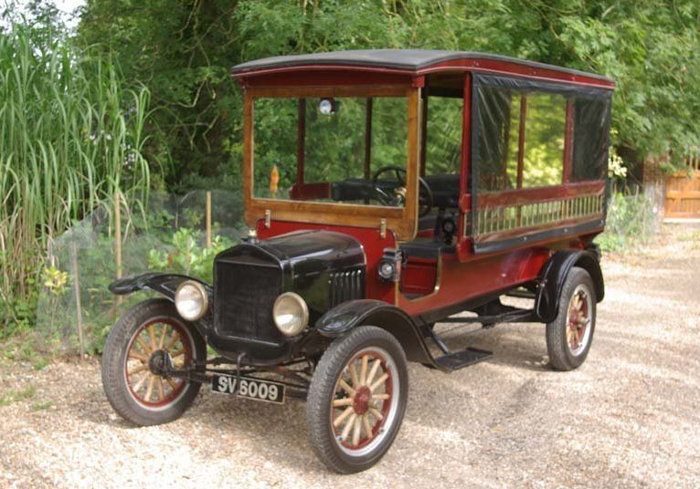Classic Car Hire Sussex