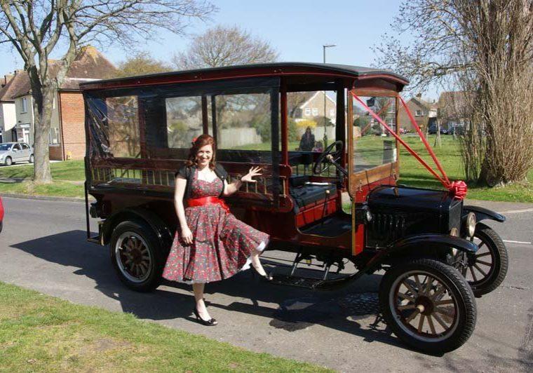 Classic Car Hire Sussex