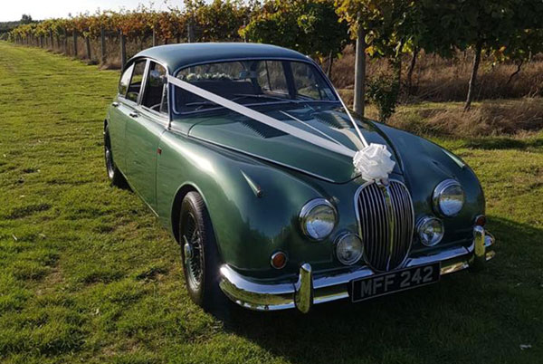 Jaguar Classic Car Hire
